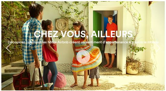 Format message AirBnB