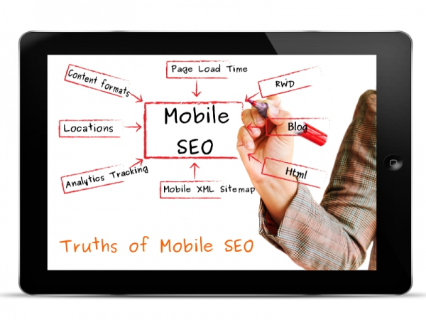 Truth about mobile SEO