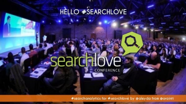 Résumé du Search Love London 2018