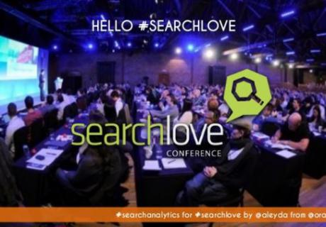 Search Love London 2018