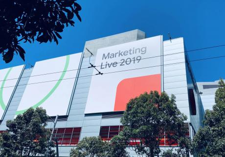 Gallery Ads au Google Marketing Live 2019