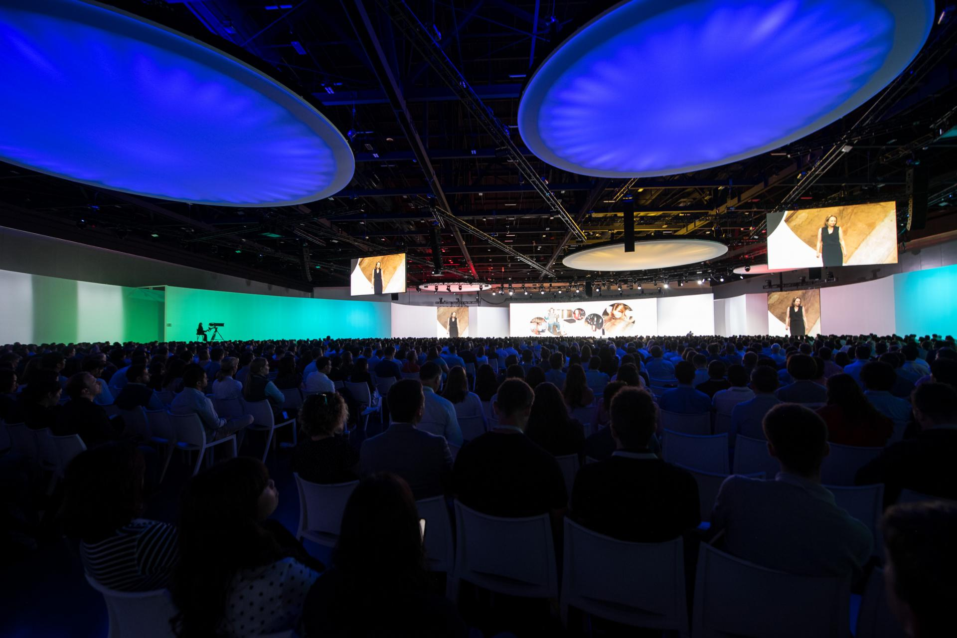 Présentation des Discovery Ads au Google Marketing Live 2019